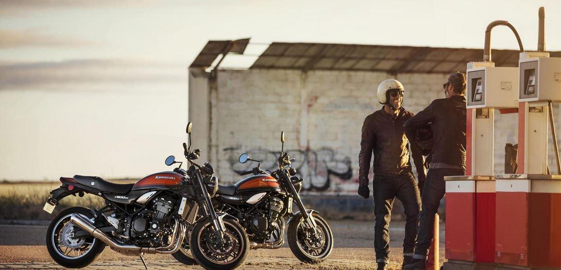 Kawasaki Z900RS, erste Motorräder sind eingetroffen!