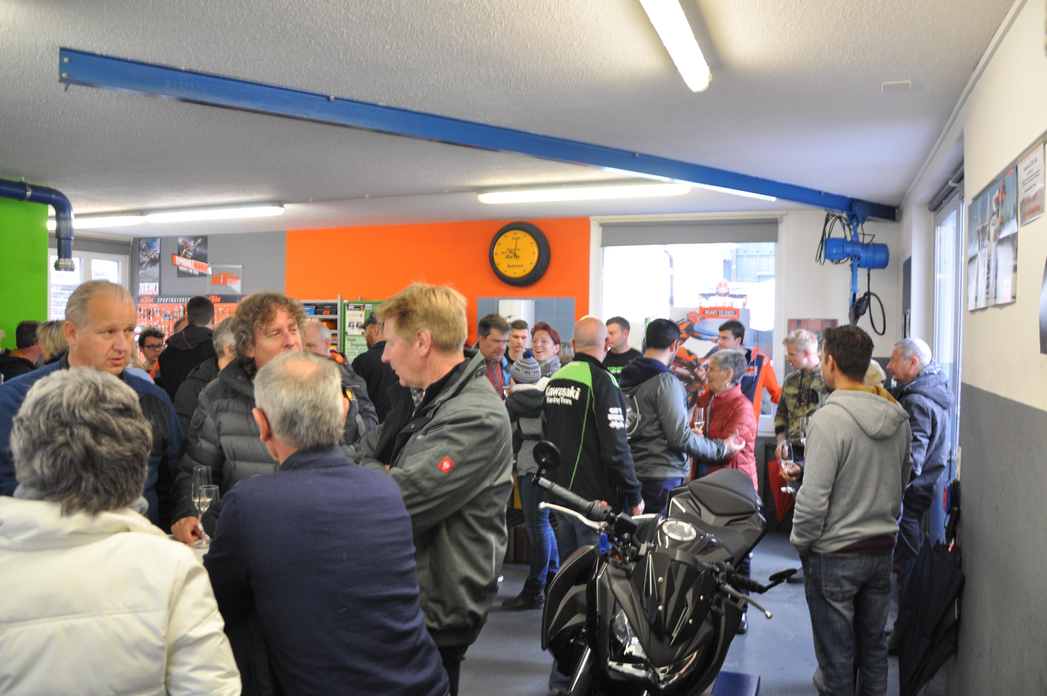 DESTIMOTO Bikes & Emotions feierte das 30-jährige Firmenjubiläum