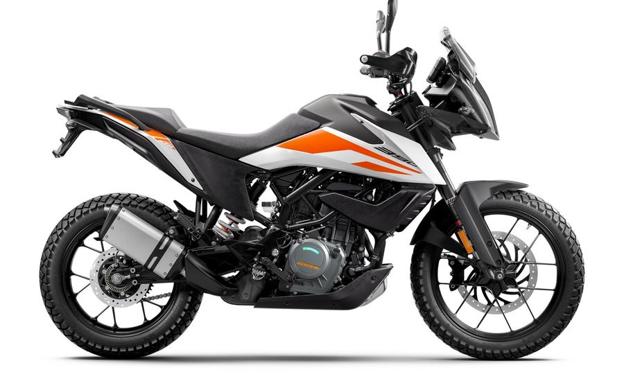 KTM 390 Adventure – 2020