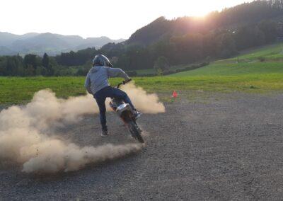 KTM SX-5 E  Elektro Kindercross im Test